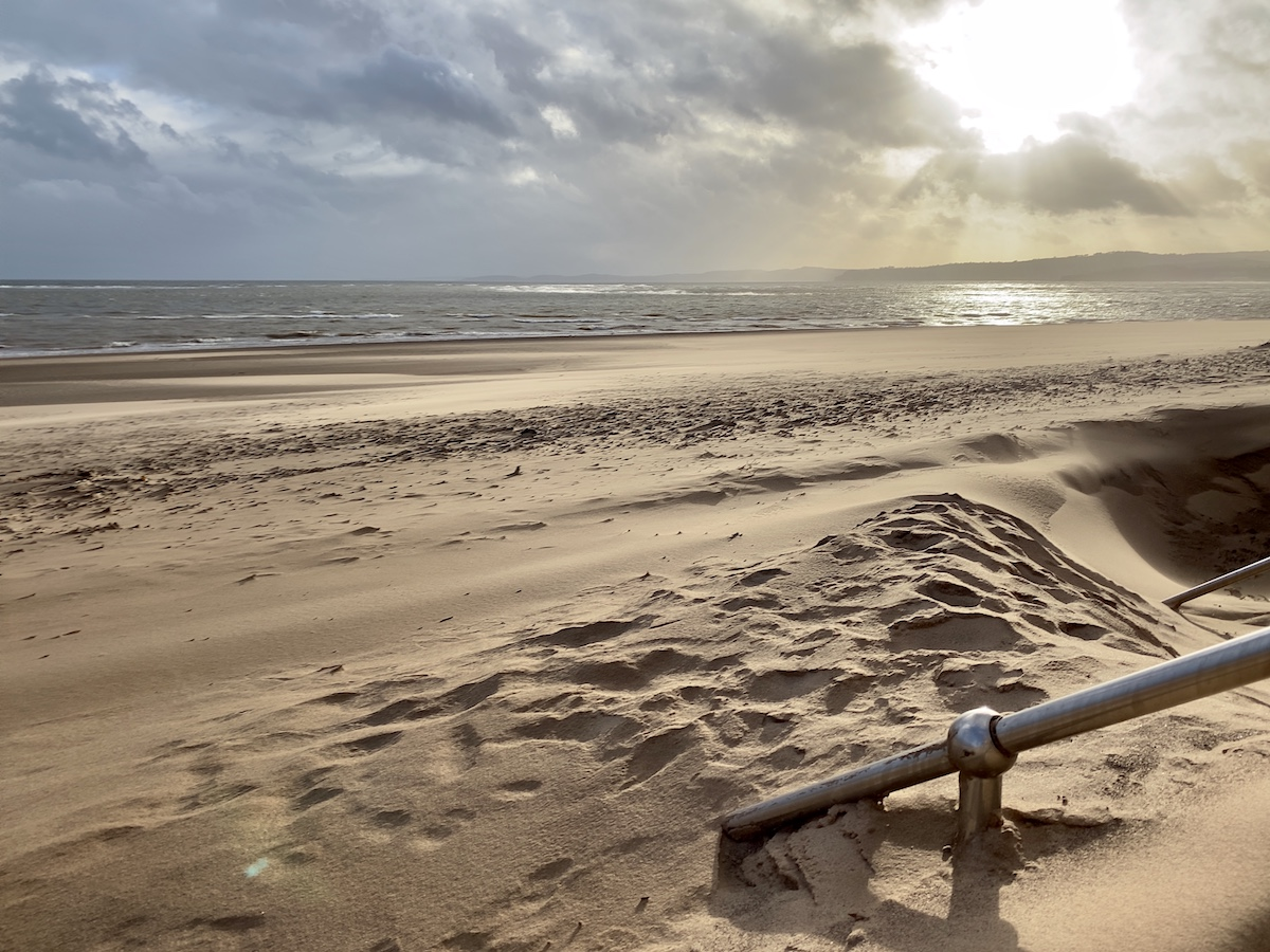 Exmouth beach image